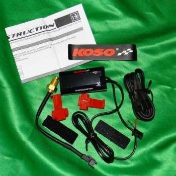 Indicateur de temperature thermomètre KOSO Super slime style 4491371 KOSO 37,90€
