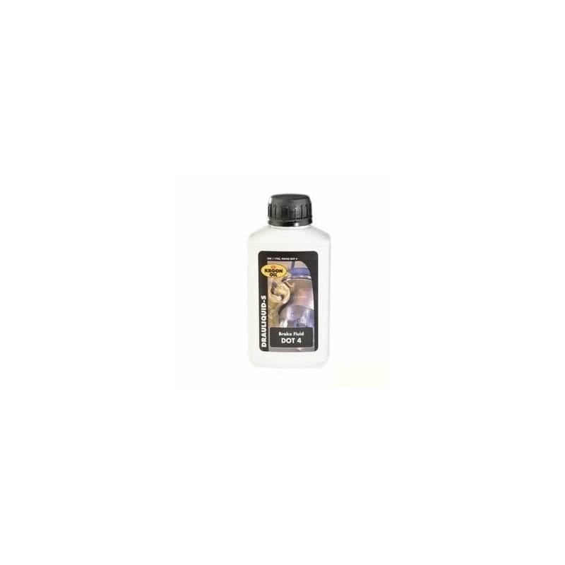 LIQUIDE FREIN DOT4 KROON UNIVERSAL BRAKE FLUID (250ML) 476557 PUTOLINE 4,60€