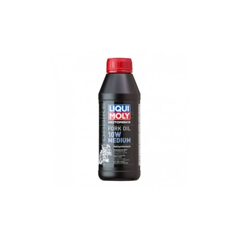 Huile de fourche LIQUI MOLY 500ml Motorbike Fork Oil 10W Medium LM.5952 LIQUI MOLY 9,80€