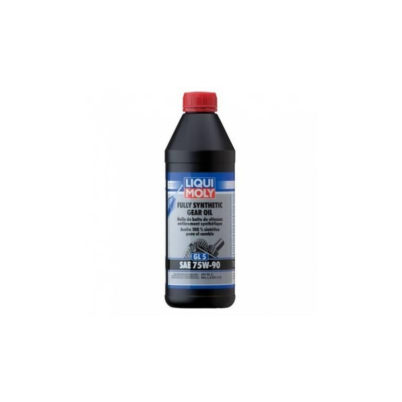 Huile de Boîte 100% Synthèse LIQUI MOLY 500ml Motorbike Gear Oil SAE 75W-90 LM.5925 LIQUI MOLY 13,80€