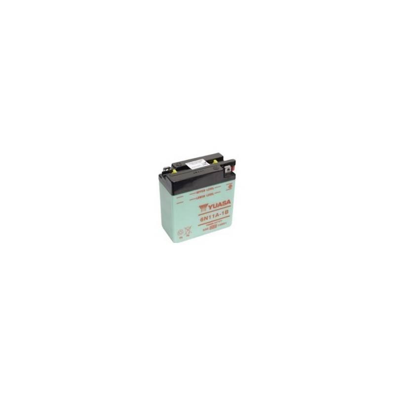 Batterie YUASA 6N11A-1B Y6N11A-1B YUASA 46,32€