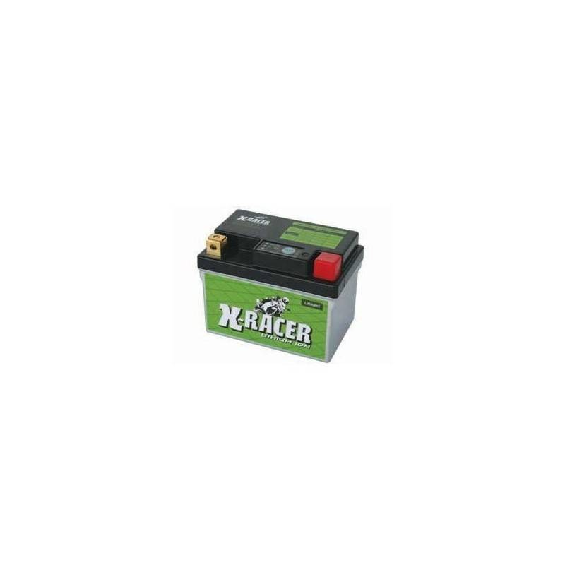 Batterie Lithium X-RACER CBTX14AHL-BS, CBTX14L-BS, CB14L-A(1)(2)-SM XR.LITH11  112,95€