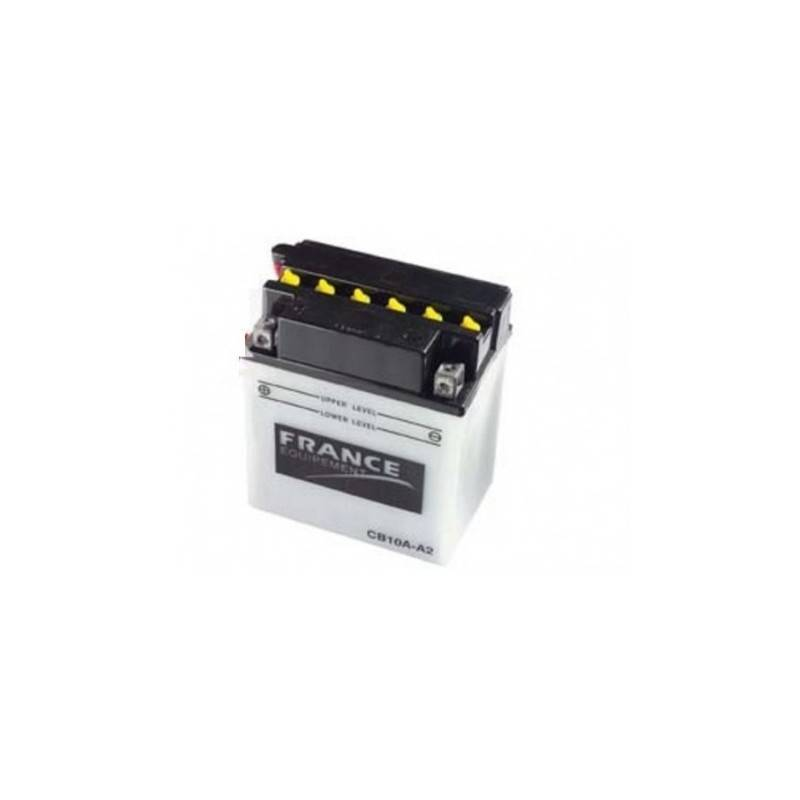 Batterie France Equipement CB10A-A2 CB10A-A2 FRANCE EQUIPEMENT 70,60 €