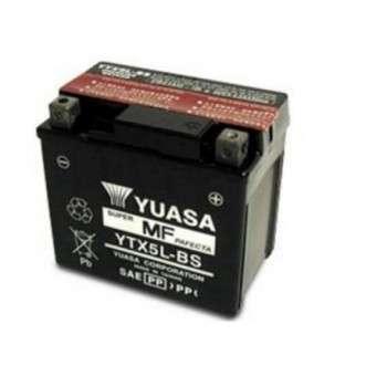 Batterie YUASA YTX5L-BS YTX5L-BS YUASA 65,33€