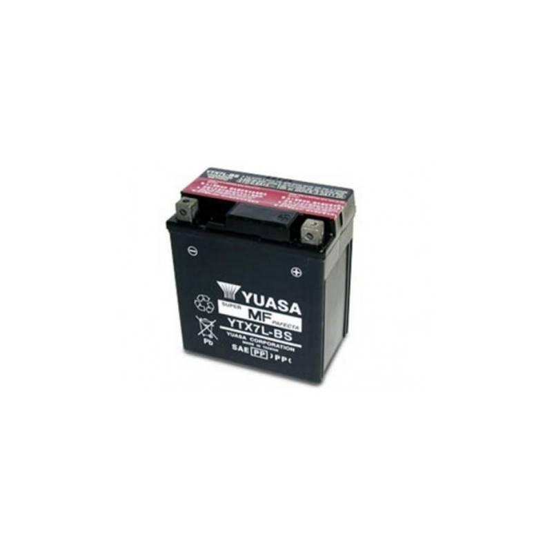 Batterie YUASA YTX7L-BS YTX7L-BS YUASA 66,80€