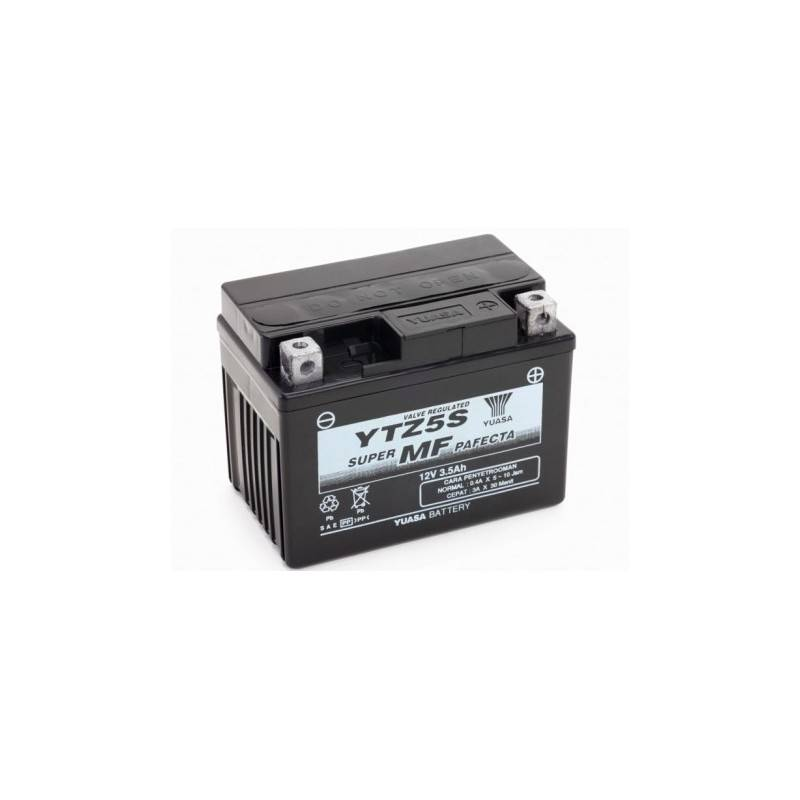 Batterie YUASA YTZ5S YTZ5S YUASA 73,14€