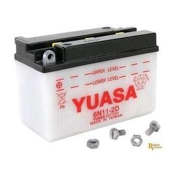 Batterie YUASA 6N11-2D Y6N11-2D YUASA 45,34€