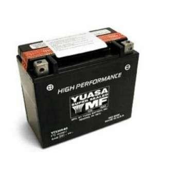 Batterie YUASA YTX20H-BS YTX20H-BS YUASA 199,41€