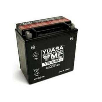 Batterie YUASA YTX16-BS-1 YTX16-BS-1 YUASA 156,51€