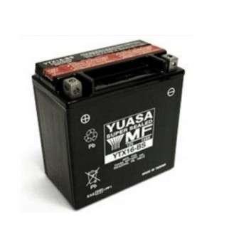 Batterie YUASA YTX16-BS YTX16-BS YUASA 156,51€