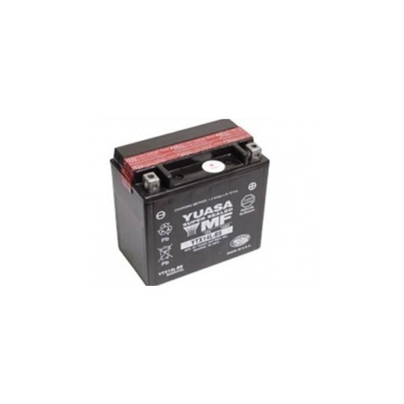 Batterie YUASA YTX14L-BS YTX14L-BS YUASA 169,67€