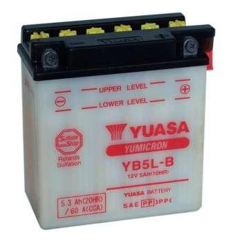 Batterie YUASA YB5L-B YB5L-B YUASA 33,15€