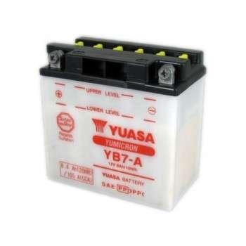 Batterie YUASA YB7-A YB7-A YUASA 47,29€