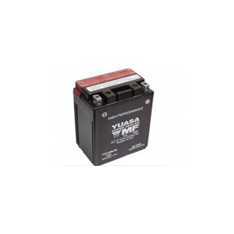 Batterie YUASA YTX14AHL-BS YTX14AHL-BS YUASA 153,58€