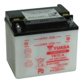 Batterie YUASA YB7C-A YB7C-A YUASA 61,92€