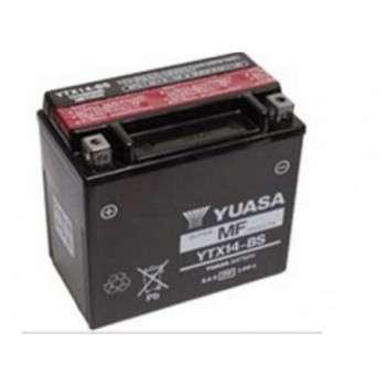 Batterie YUASA YTX14-BS YTX14-BS YUASA 98,49€