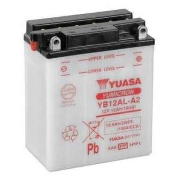 Batterie YUASA YB12AL-A2 YB12AL-A2 YUASA 60,95€