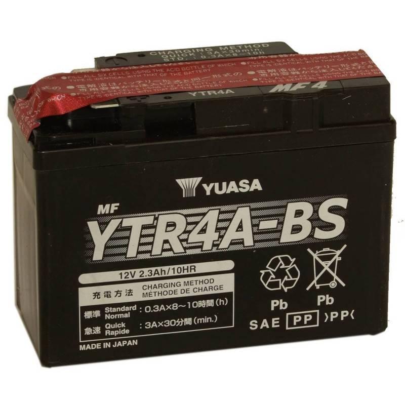 Batterie YUASA YTR4A-BS YTR4A-BS YUASA 160,41€