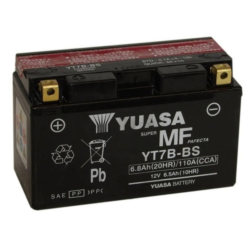 Batterie YUASA YT7B-BS YT7B-BS YUASA 96,54€