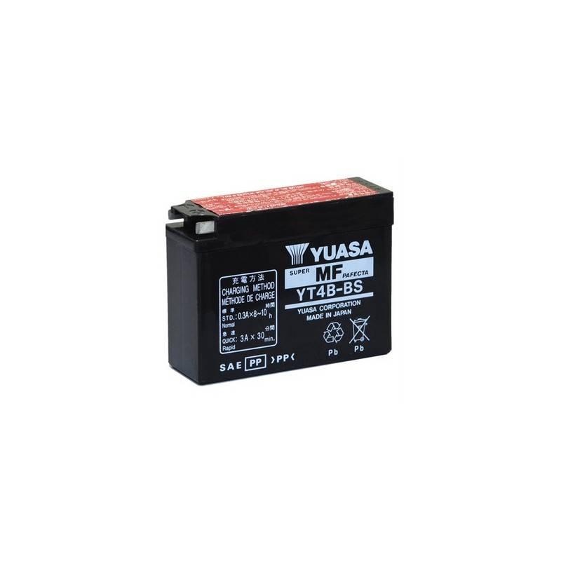 Batterie YUASA YT4B-BS YT4B-BS YUASA 191,13€