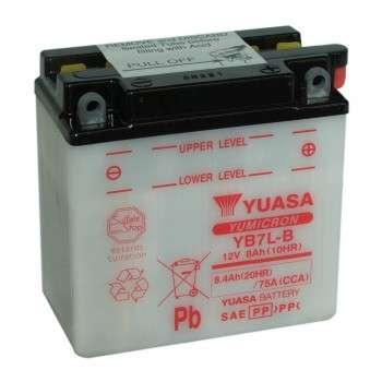 Batterie YUASA YB7L-B YB7L-B YUASA 50,71€