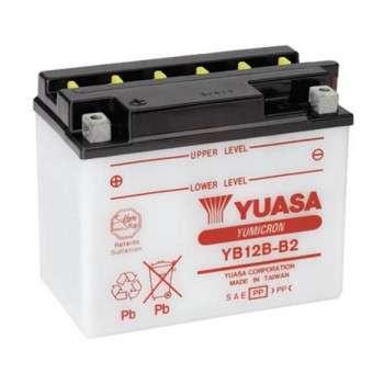 Batterie YUASA YB12B-B2 YB12B-B2 YUASA 71,18€
