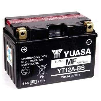 Batterie YUASA YT12A-BS YT12A-BS YUASA 113,12€