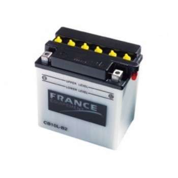 Batterie France Equipement CB10L-B2 CB10L-B2 FRANCE EQUIPEMENT 57,44 €
