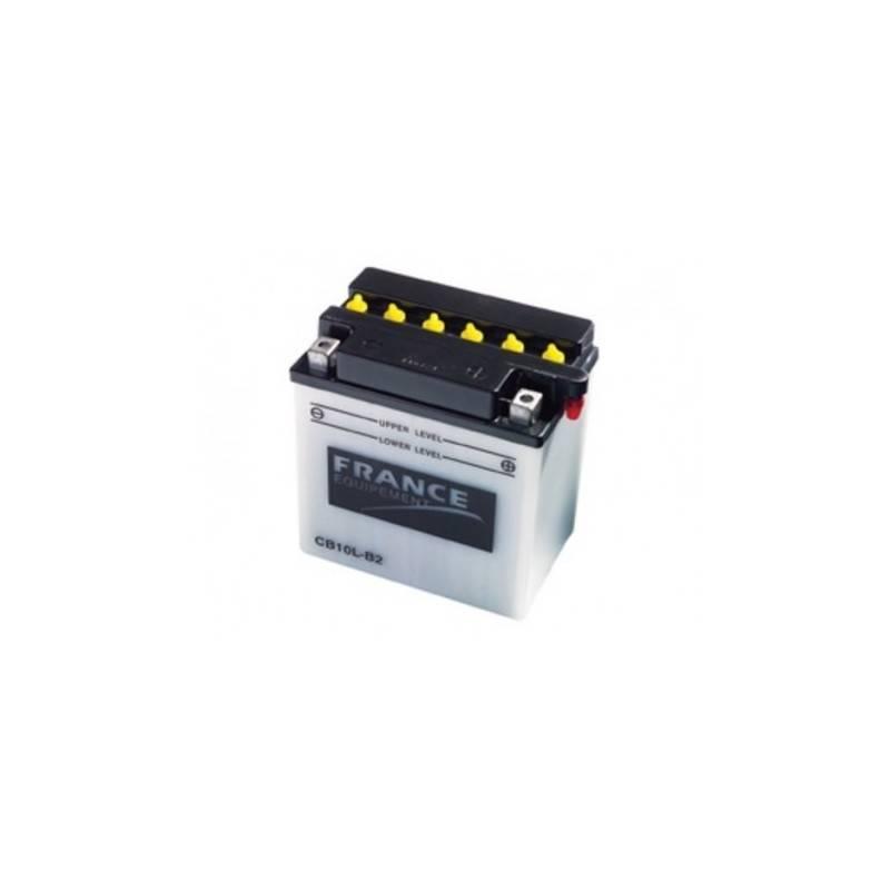 Batterie France Equipement CB10L-B2 CB10L-B2 FRANCE EQUIPEMENT 57,44€