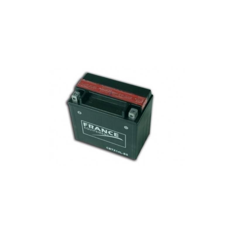 Batterie France Equipement CBTX14L-BS CBTX14L-BS FRANCE EQUIPEMENT 71,09€