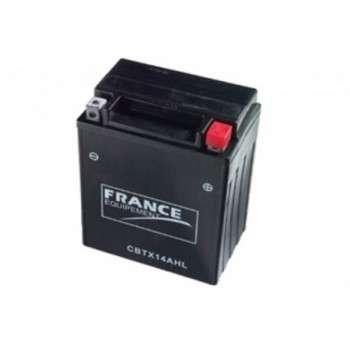 Batterie France Equipement CBTX14AHL-BS CBTX14AHL-BS FRANCE EQUIPEMENT 86,79€