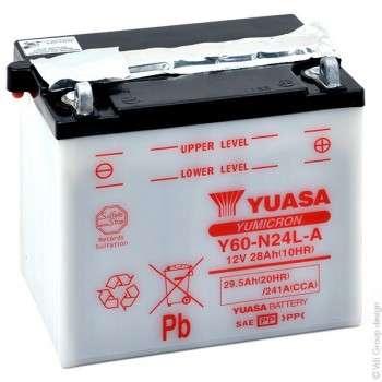 Batterie YUASA 53030 Y53030 YUASA 126,28€