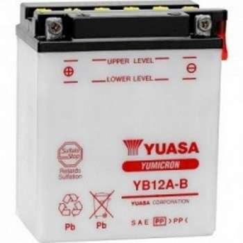 Batterie YUASA YB12A-B YB12A-B YUASA 69,23€