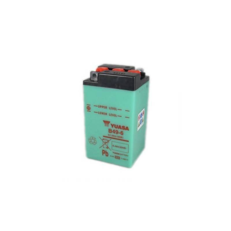 Batterie YUASA B49-6 YB49-6 YUASA 47,78€