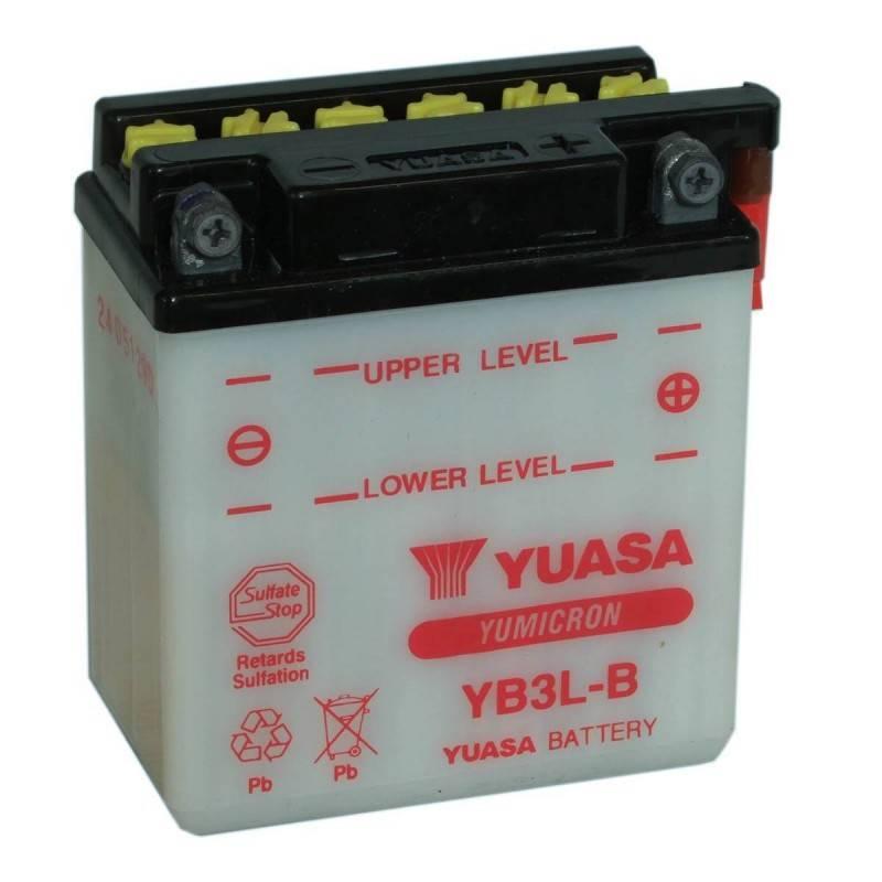 Batterie YUASA YB3L-B YB3L-B YUASA 32,18€