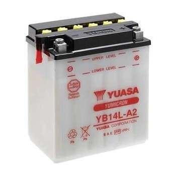 Batterie YUASA YB14-A2 YB14-A2 YUASA 63,87€