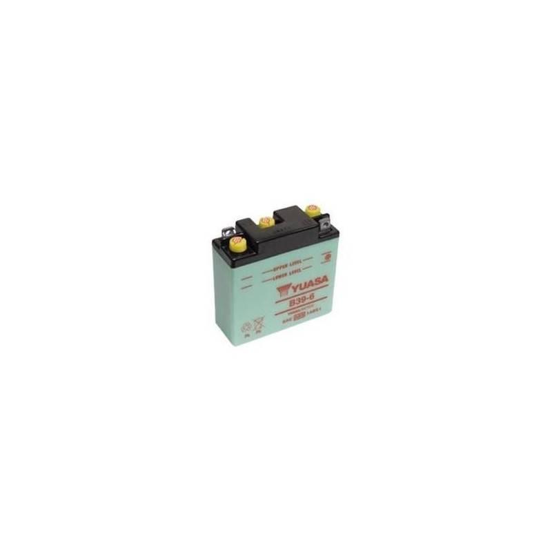 Batterie YUASA B39-6 YB39-6 YUASA 41,93€