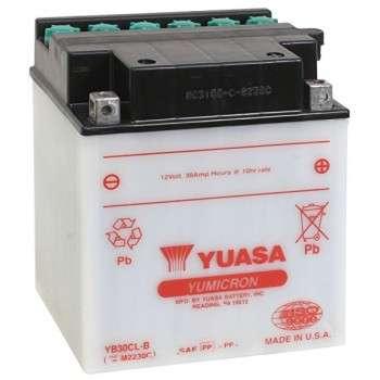 Batterie YUASA YB30CL-B YB30CL-B YUASA 169,67€