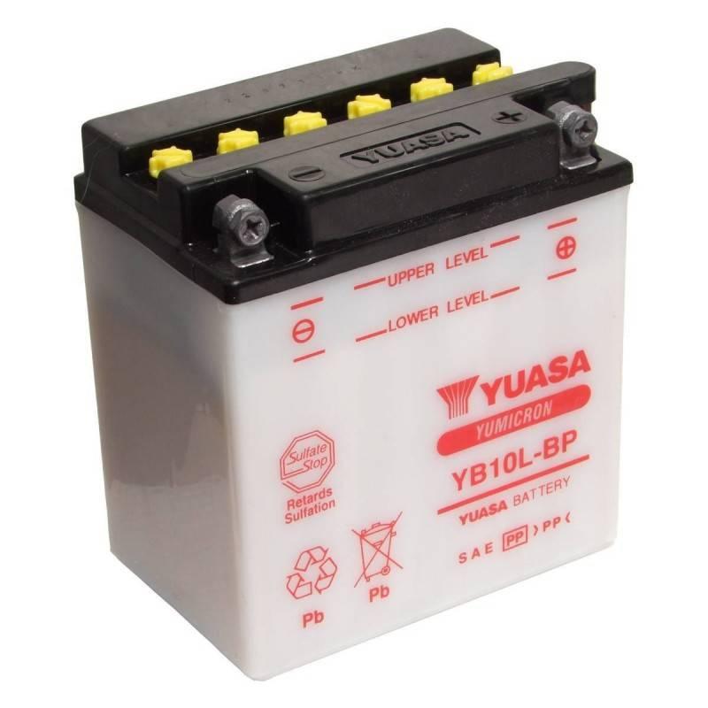 Batterie YUASA YB10L-BP YB10L-BP YUASA 76,06€