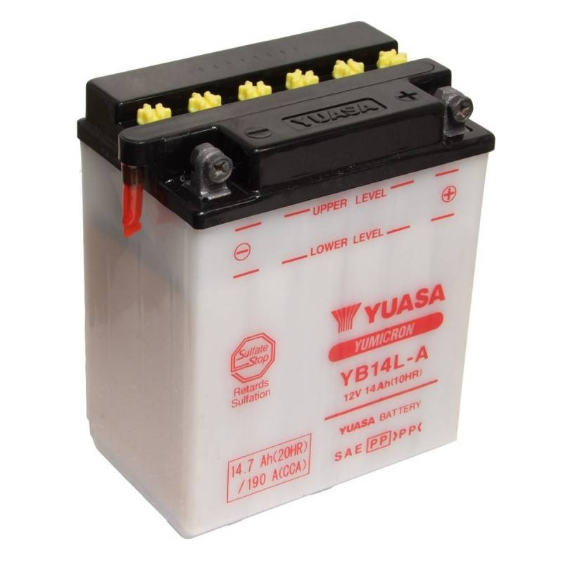 Batterie YUASA YB14L-A YB14L-A YUASA 76,06€