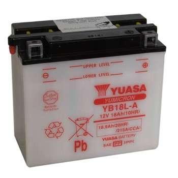 Batterie YUASA YB18L-A YB18L-A YUASA 117,02€