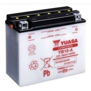 Batterie YUASA YB18-A YB18-A YUASA 117,02€