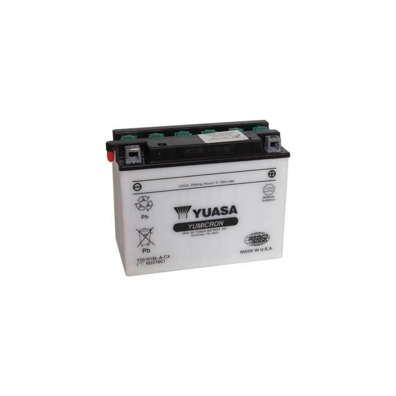 Batterie YUASA YB16HL-A-CX YB16HL-A-CX YUASA 138,96€