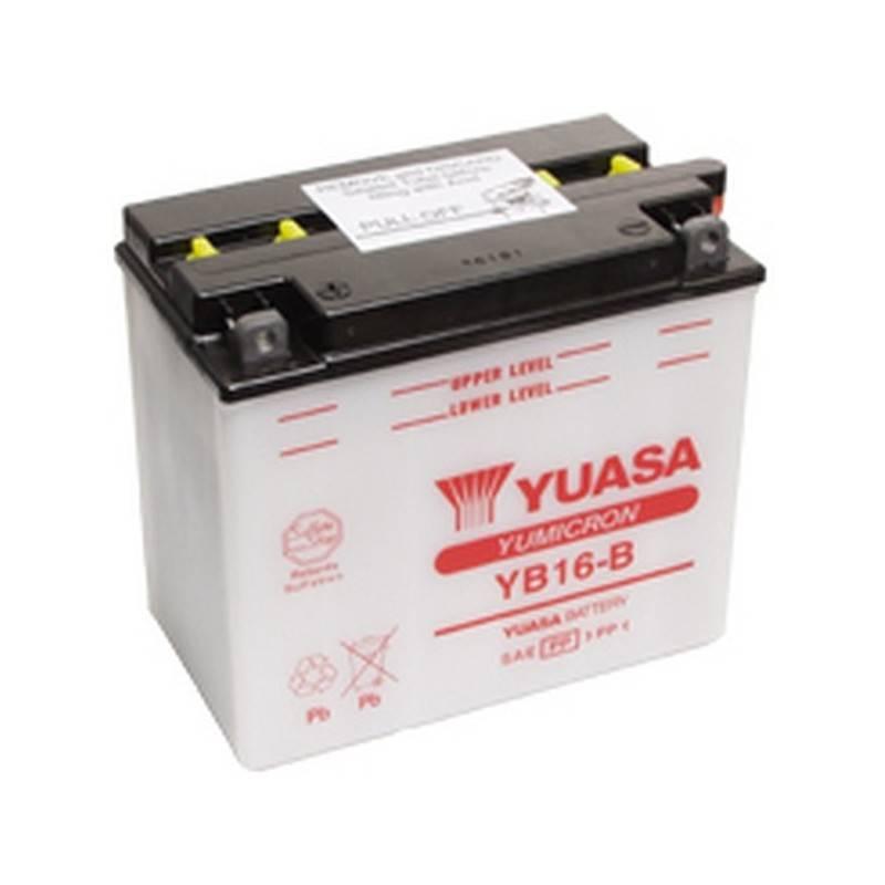 Batterie YUASA YB16-B-CX YB16-B-CX YUASA 138,96€