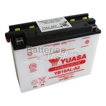 Batterie YUASA YB16AL-A2 YB16AL-A2 YUASA 100,93€