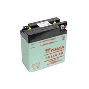 Batterie YUASA 6N11A-4 Y6N11A-4 YUASA 46,32€