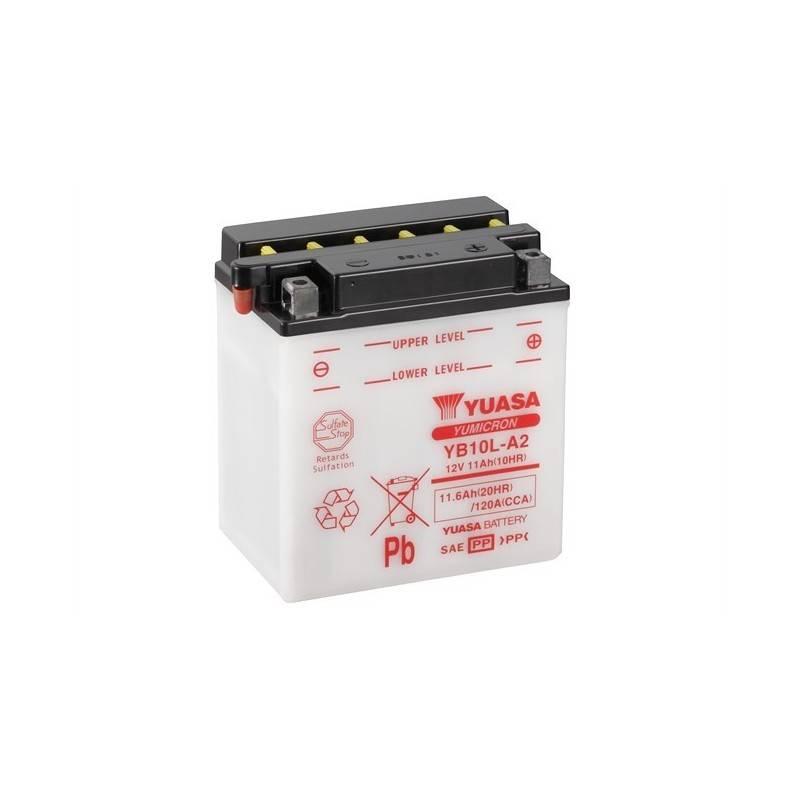 Batterie YUASA YB10L-A2 YB10L-A2 YUASA 62,90€