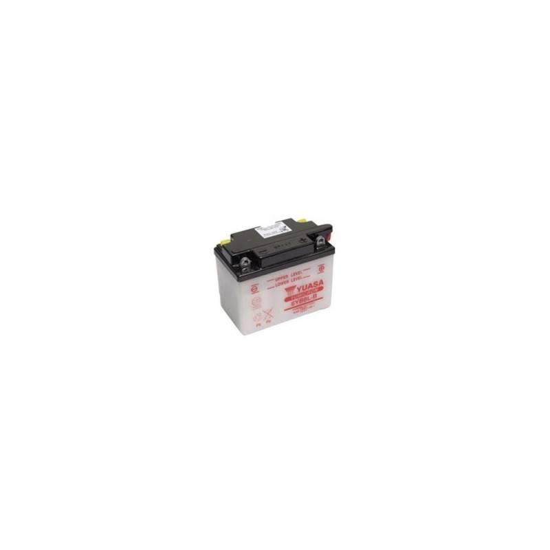 Batterie YUASA 6YB8L-B Y6YB8L-B YUASA 62,90€