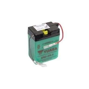 Batterie YUASA 6N2-2A-4 Y6N2-2A-4 YUASA 16,58€