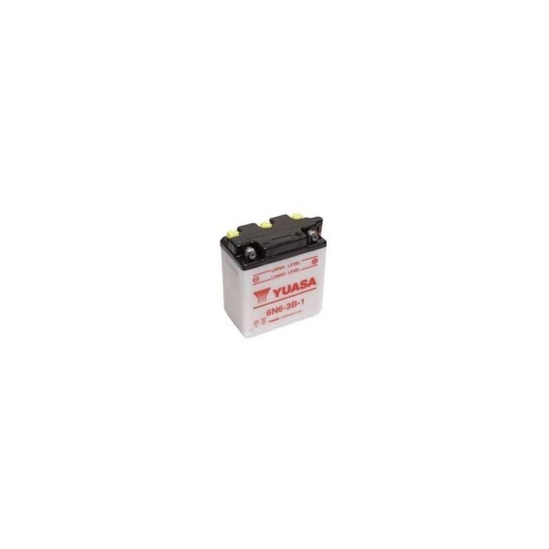 Batterie YUASA 6N6-3B-1 Y6N6-3B-1 YUASA 28,77€